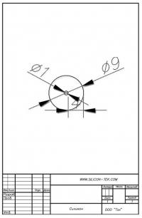 Трубка силиконовая ø9х1х4