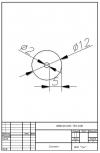 Трубка силиконовая ø12х2х5