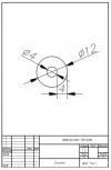 Трубка силиконовая ø12х4х4